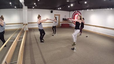 March class with Amanda (30 min) by Pure Barre On Demand