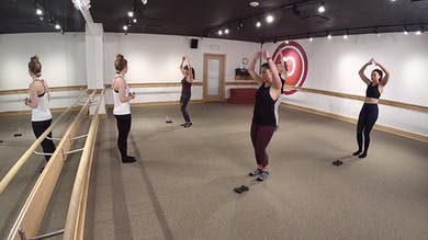 February class with Amanda (45 min) by Pure Barre On Demand