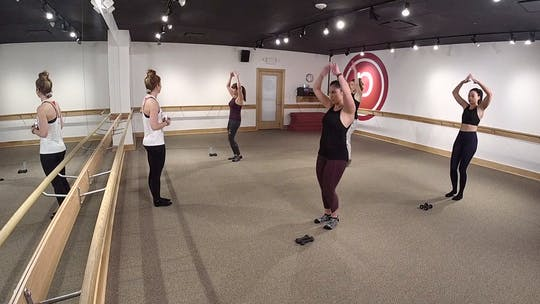 Instant Access to February class with Amanda (45 min) by Pure Barre On Demand, powered by Intelivideo