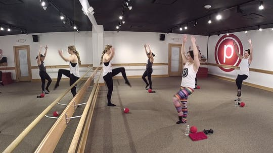 Instant Access to February class with Katelyn (45 min) by Pure Barre On Demand, powered by Intelivideo