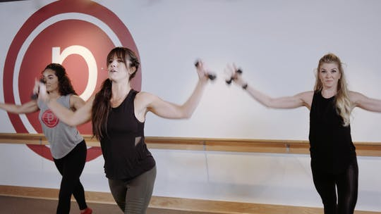 Instant Access to April private class with Brookelin (10 min) by Pure Barre On Demand, powered by Intelivideo