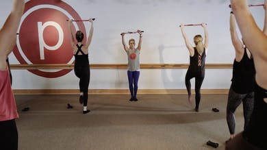 NEW April live class with Holly (30 min) by Pure Barre On Demand