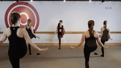 NEW June live class with Brookelin (30 min) by Pure Barre On Demand