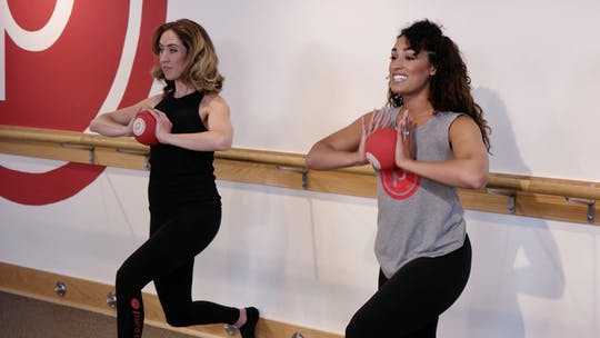 Instant Access to NEW June private class with Carissa (10 min) by Pure Barre On Demand, powered by Intelivideo