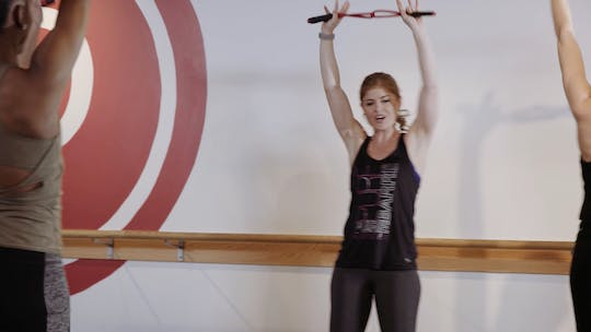 Instant Access to NEW July class with Amanda (45 min) by Pure Barre On Demand, powered by Intelivideo