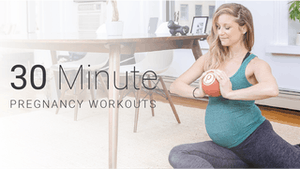 Instant Access to 30 Min Pregnancy Workouts by Pure Barre On Demand, powered by Intelivideo