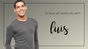 Luis: Browse All by Pure Barre On Demand