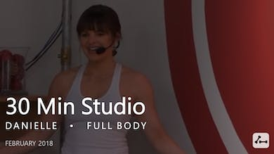 30 Min Studio with Danielle  |  February by Pure Barre On Demand