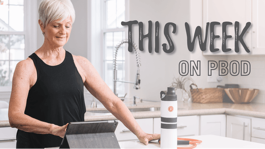 This Week On PBOD by Pure Barre On Demand