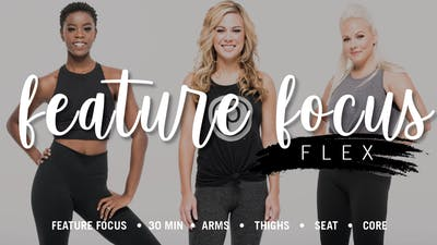 Feature Focus Flex by Pure Barre On Demand