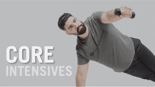 Instant Access to 5 Min Burn: Thighs by Pure Barre On Demand, powered by Intelivideo