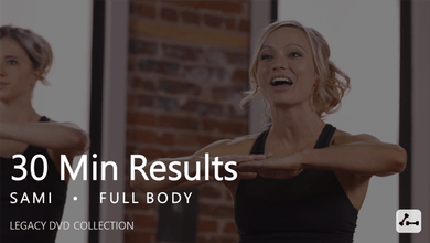 30 Min Results with Sami #2 by Pure Barre On Demand