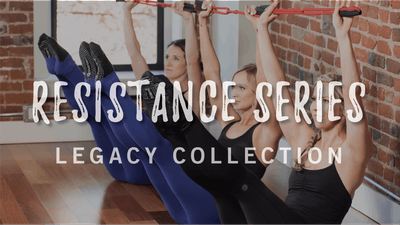Resistance Series by Pure Barre On Demand, powered by Intelivideo