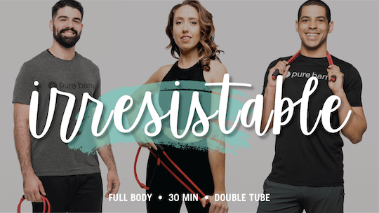 Irresistable by Pure Barre On Demand