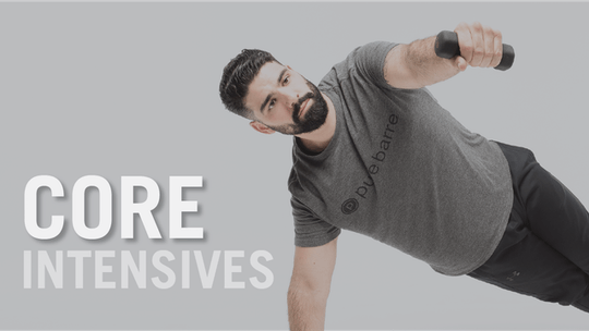 Core Intensives by Pure Barre On Demand, powered by Intelivideo