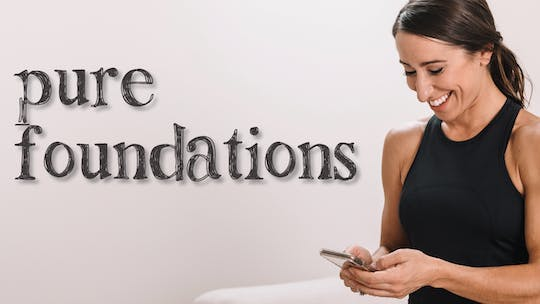 Pure Foundations by Pure Barre On Demand