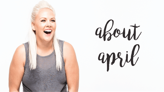 About April by Pure Barre On Demand, powered by Intelivideo