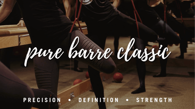 Intro to Pure Barre Classic by Pure Barre On Demand