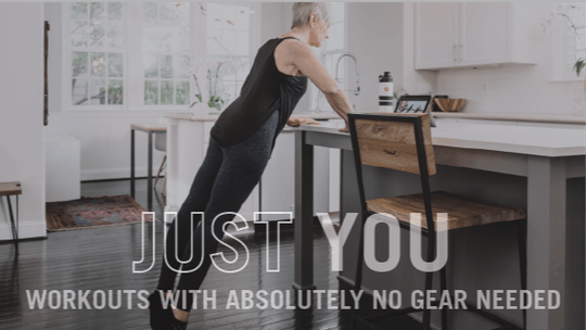 Just You by Pure Barre On Demand, powered by Intelivideo