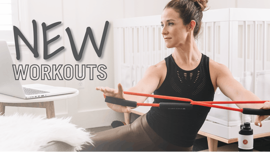 New Workouts by Pure Barre On Demand