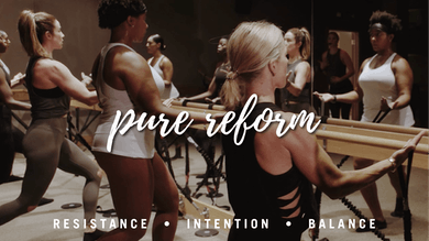 Intro to Pure Reform by Pure Barre On Demand