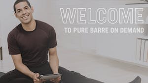 Instant Access to Welcome to Pure Barre On Demand by Pure Barre On Demand, powered by Intelivideo