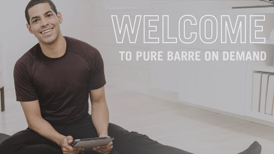 Welcome to Pure Barre On Demand by Pure Barre On Demand, powered by Intelivideo