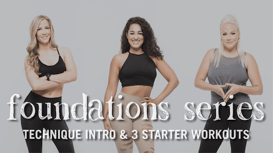 Foundations Series by Pure Barre On Demand, powered by Intelivideo