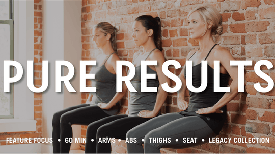 Pure Results by Pure Barre On Demand, powered by Intelivideo