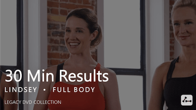 30 Min Results with Lindsey #1 by Pure Barre On Demand