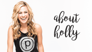 Instant Access to About Holly by Pure Barre On Demand, powered by Intelivideo