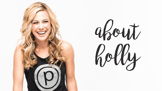 About Holly by Pure Barre On Demand, powered by Intelivideo
