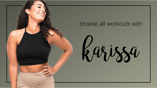 Karissa: Browse All by Pure Barre On Demand