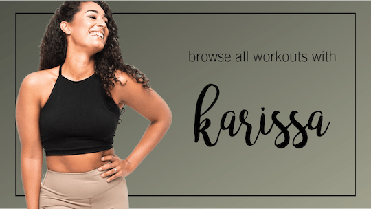 Karissa: Browse All by Pure Barre On Demand, powered by Intelivideo