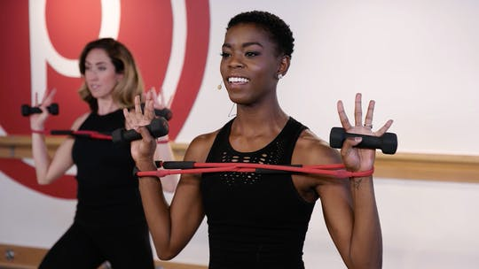 Instant Access to NEW June Private class with Kiersten (10 min) by Pure Barre On Demand, powered by Intelivideo