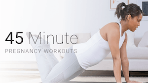 Instant Access to 45 Min Pregnancy Workouts by Pure Barre On Demand, powered by Intelivideo