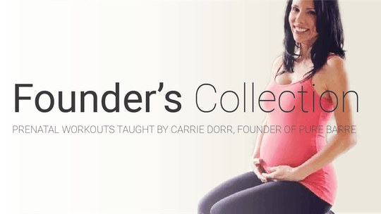 Founder's Collection by Pure Barre On Demand, powered by Intelivideo