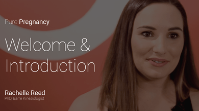 Welcome to Pure Pregnancy by Pure Barre On Demand