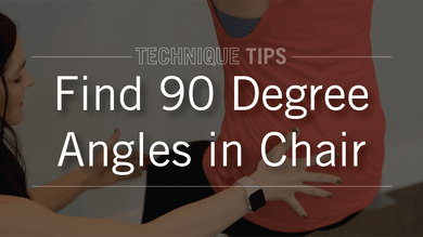 Technique Tips: 90 Degree Angles In Chair by Pure Barre On Demand