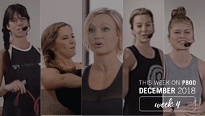 Instant Access to December  |  Week 4 by Pure Barre On Demand, powered by Intelivideo