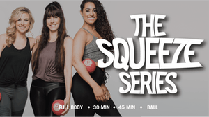 Instant Access to The Squeeze Series by Pure Barre On Demand, powered by Intelivideo