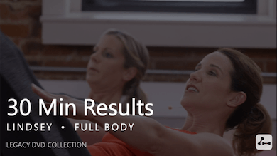 30 Min Results with Lindsey #2 by Pure Barre On Demand