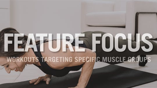 Feature Focus by Pure Barre On Demand