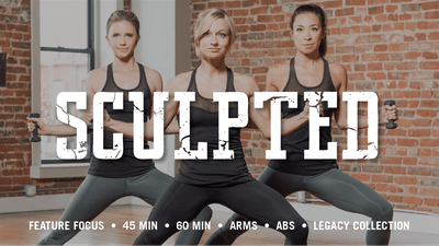 Sculpted Series by Pure Barre On Demand