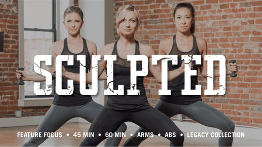 Sculpted Series by Pure Barre On Demand, powered by Intelivideo