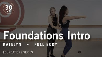 Foundations Intro by Pure Barre On Demand