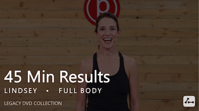 45 Min Results with Lindsey by Pure Barre On Demand