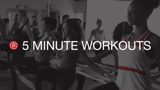 Instant Access to  by Pure Barre On Demand, powered by Intelivideo