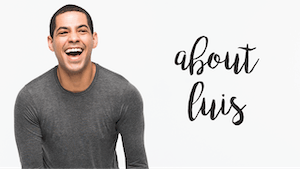 About Luis by Pure Barre On Demand