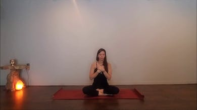 A Practice from the Heart by K10Yoga